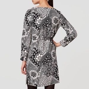 LOFT Paisley Print Dress ✌️